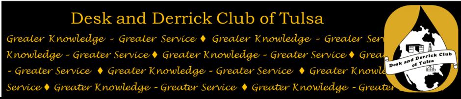 Desk And Derrick Club Of Tulsa Desk And Derrick Club Of